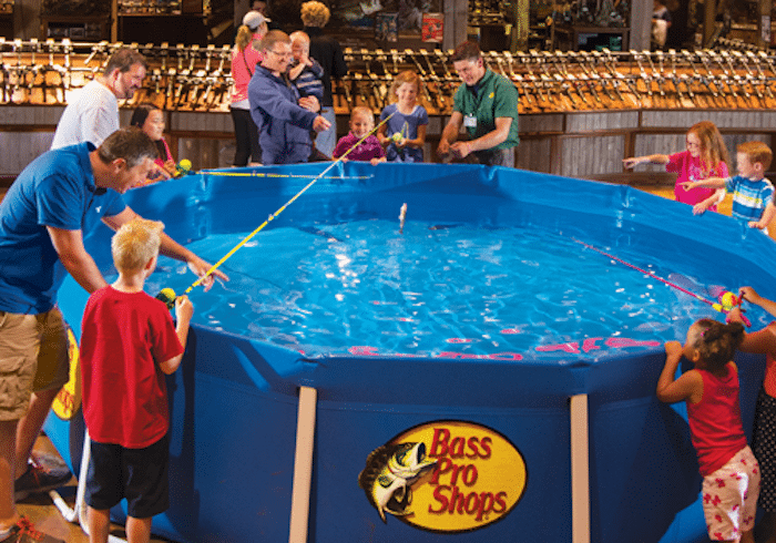 Bass Pro Shops Gainesville - Where Families Come Together