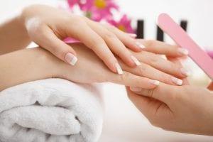 Azulene Day Spa Nail Services